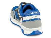 Кроссовки для детей Geox J CORIDAN B. B - MESH+ECOP BOT XK5751 примерка, 2017