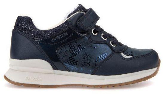 Кроссовки детские Geox J EMMAISI G. A - SIN.BR.ST+SIN XK5752 размеры обуви, 2017