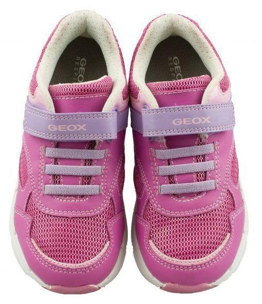 Кроссовки для детей Geox J HOSHIKO G. C - GBK+MESH BRIL XK5760 фото обуви, 2017