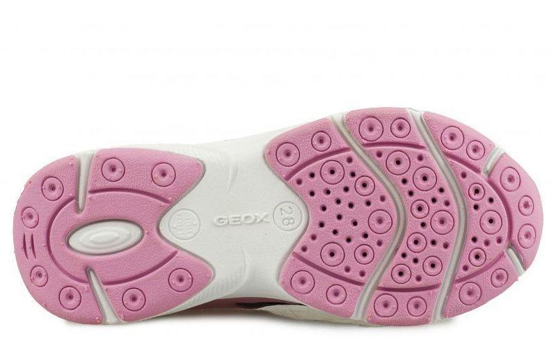 Кроссовки детские Geox J HOSHIKO G. C - GBK+MESH BRIL XK5761 брендовая обувь, 2017