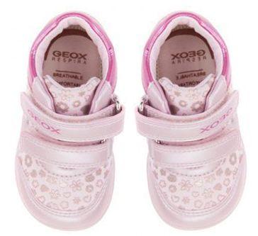 Ботинки для детей Geox B ELTHAN G. A - TELA+GBK PERL. B821QA-010AJ-C0799 продажа, 2017