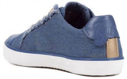 Полуботинки детские Geox J KILWI G. D - JEANS PERL. XK5783 размерная сетка обуви, 2017