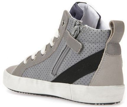 Ботинки для детей Geox J ALONISSO B. A - V.SIN+VI.DLV XK5790 брендовая обувь, 2017