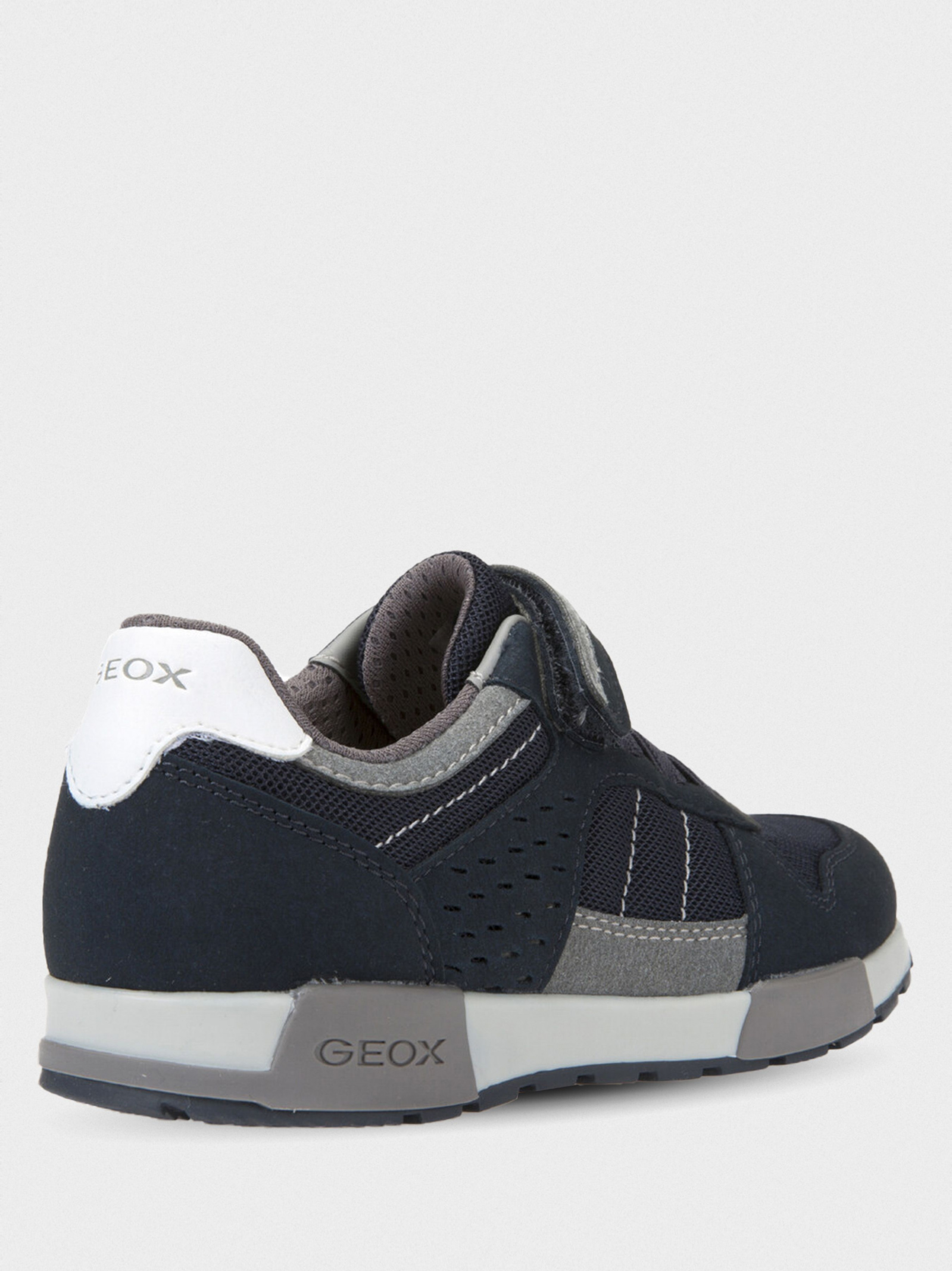 Кроссовки для детей Geox J ALFIER B. A - MESH+SCAM.SIN XK5799 купить в Интертоп, 2017