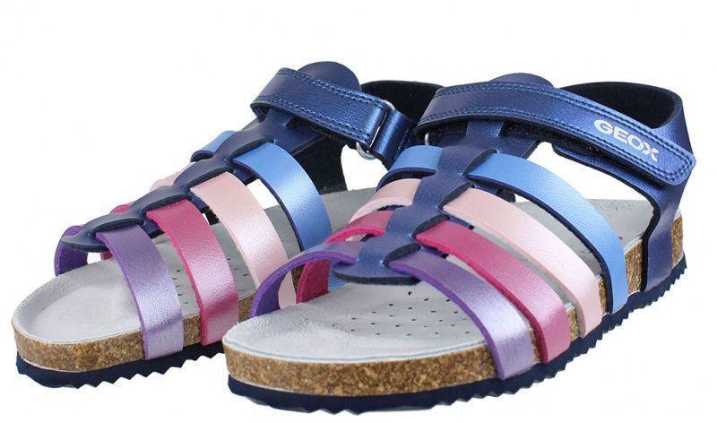 Сандалии для детей Geox J N.S.ALOHA G. C - SINT.PERL. XK5806 брендовая обувь, 2017