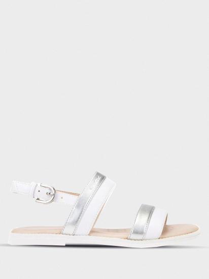 Сандалии для детей Geox J S.KARLY G. F - GBK+GBK PERL. XK5810 брендовая обувь, 2017