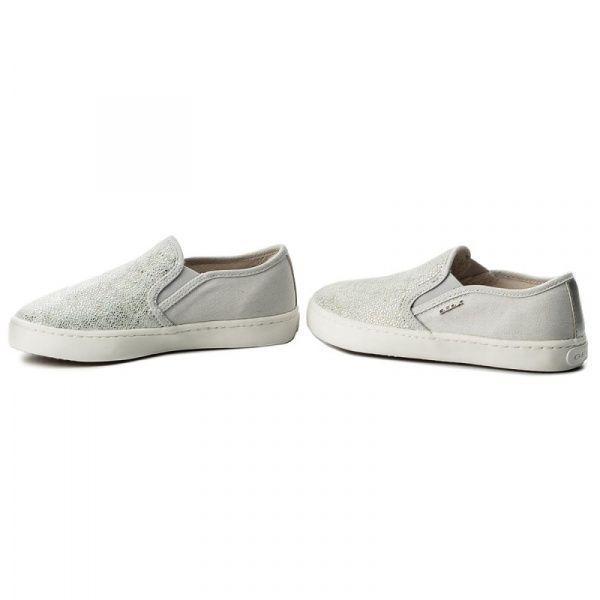Слипоны для детей Geox J KILWI G. D - CAM.STA+TES.PER XK5840 брендовая обувь, 2017