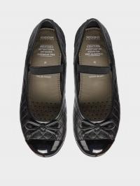Туфлі  для дітей Geox JR PLIE' J5455B-08502-C9999 ціна взуття, 2017
