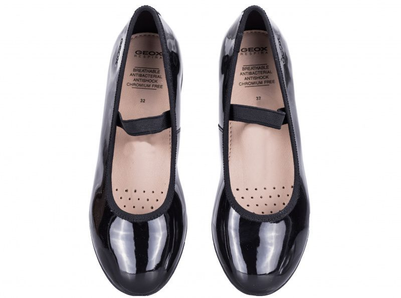 Туфли для детей Geox JR PLIE' XK5850 , 2017