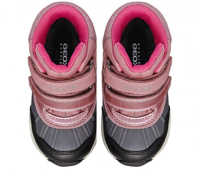 Ботинки детские Geox B NEW GULP GIRL B AB XK5859 фото, купить, 2017