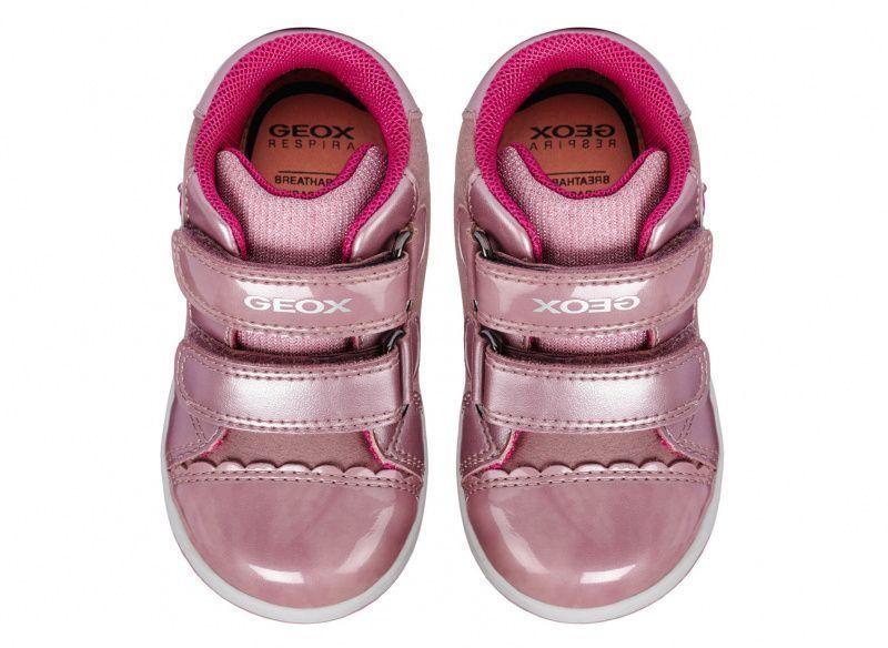 Ботинки для детей Geox B NEW FLICK GIRL XK5862 купить в Интертоп, 2017
