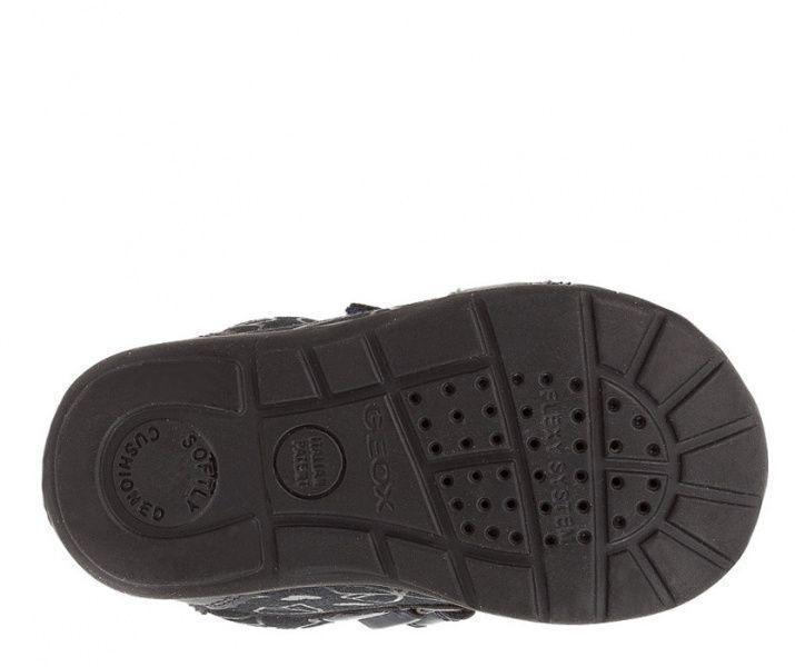 Ботинки детские Geox B ELTHAN GIRL XK5865 размеры обуви, 2017