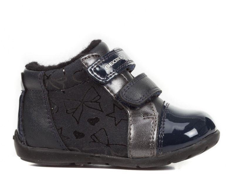Купить Ботинки детские Geox B ELTHAN GIRL XK5865, Синий