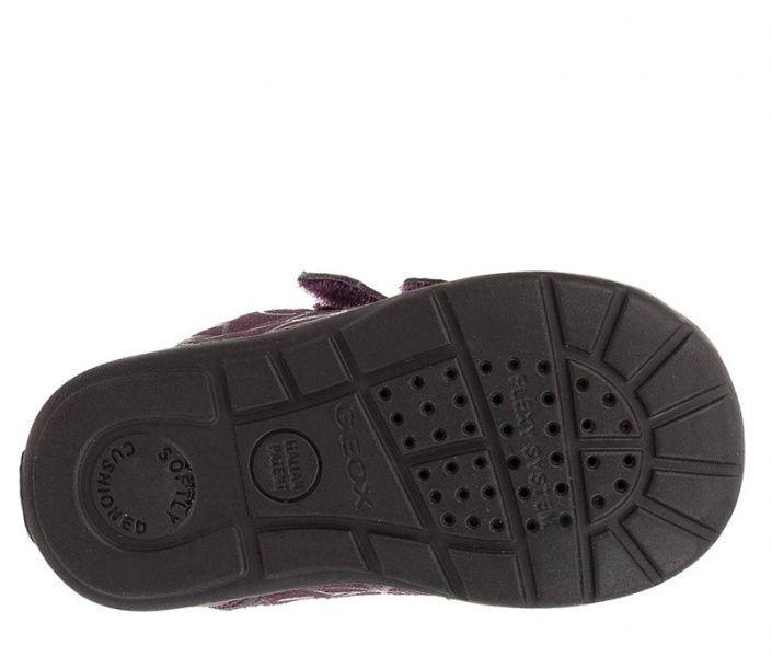 Ботинки детские Geox B ELTHAN GIRL XK5866 размеры обуви, 2017