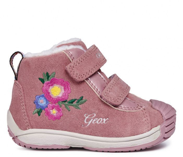 Ботинки детские Geox B TOLEDO GIRL XK5874 брендовая обувь, 2017