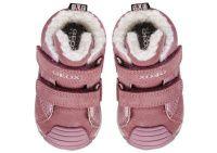 Ботинки детские Geox B TOLEDO GIRL XK5874 купить обувь, 2017