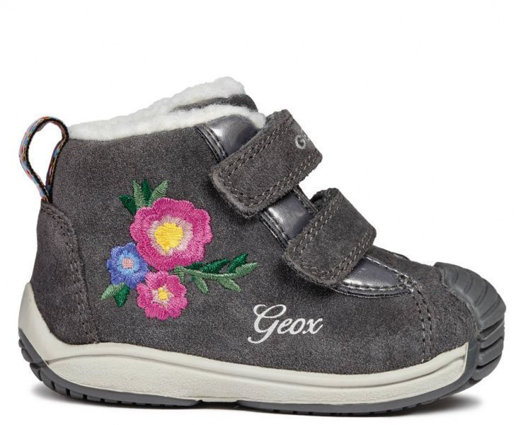 Ботинки детские Geox B TOLEDO GIRL XK5875 брендовая обувь, 2017