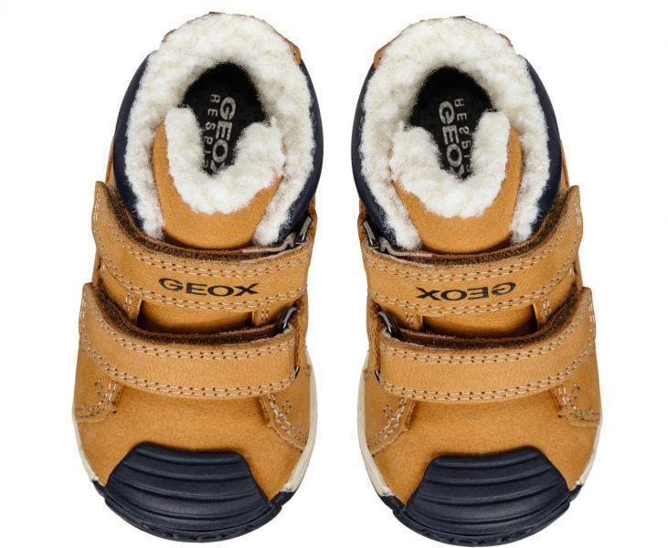 Ботинки детские Geox B TOLEDO BOY XK5877 размеры обуви, 2017