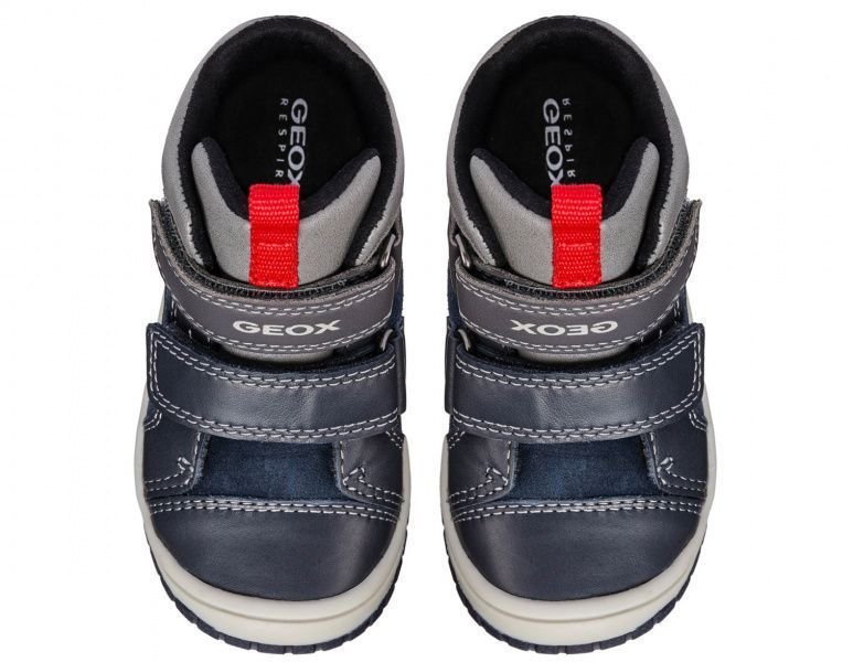 Ботинки для детей Geox B OMAR BOY XK5878 размеры обуви, 2017