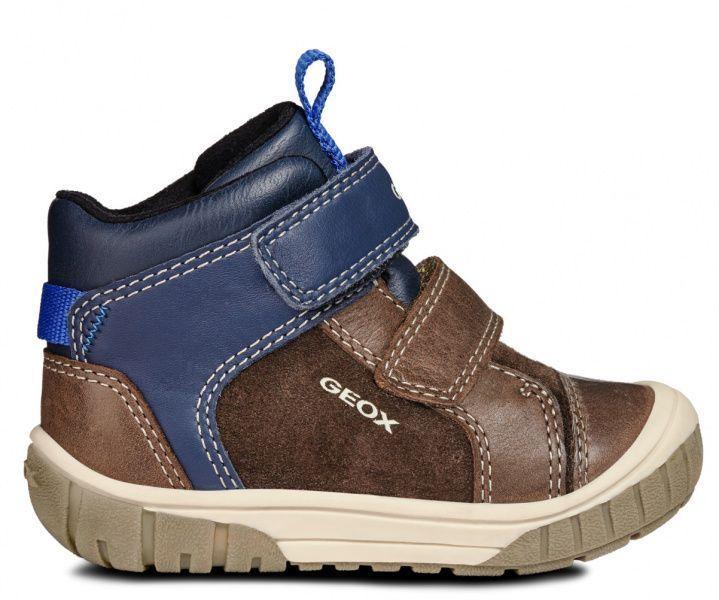 Ботинки детские Geox B OMAR BOY XK5879 модная обувь, 2017