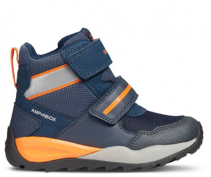 Купить Ботинки детские Geox J ORIZONT BOY ABX XK5889, Синий