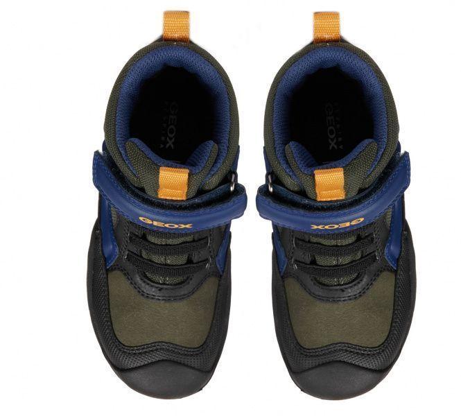 Ботинки детские Geox J NEW SAVAGE BOY B A XK5896 фото, купить, 2017