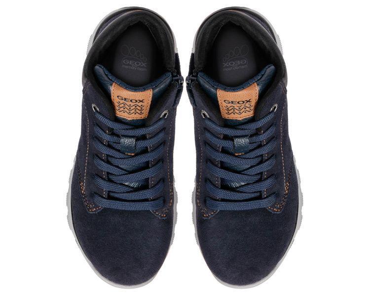 Ботинки детские Geox J XUNDAY BOY XK5913 размеры обуви, 2017