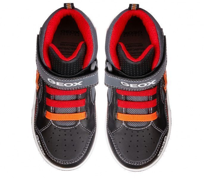 Ботинки для детей Geox JR GREGG XK5915 купить обувь, 2017