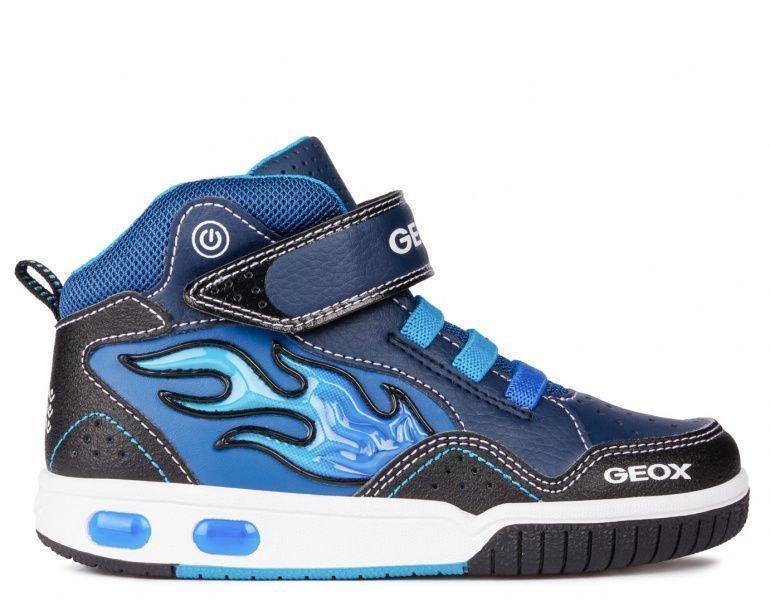 Ботинки детские Geox JR GREGG XK5916, Синий  - купить со скидкой
