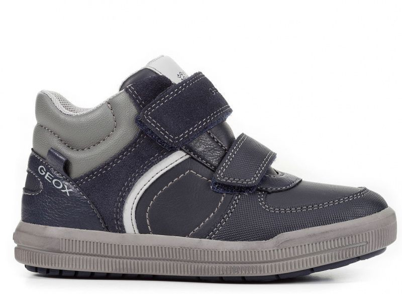 Ботинки детские Geox J ARZACH BOY XK5919 купить обувь, 2017