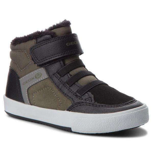 Ботинки детские Geox J GISLI BOY XK5935 купить обувь, 2017