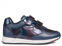 Кроссовки детские Geox J JENSEA GIRL J846FE-0AJ54-C4002 модная обувь, 2017