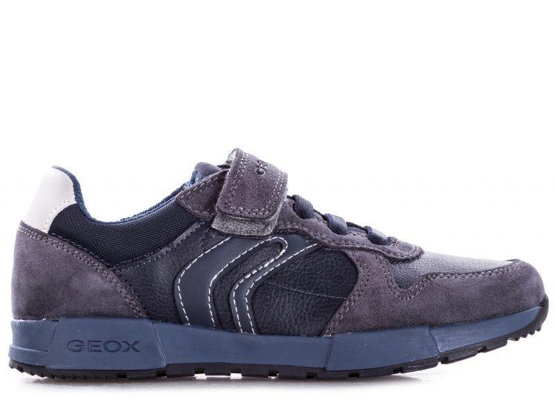 Кроссовки детские Geox J ALFIER BOY XK5938 размеры обуви, 2017