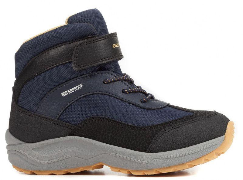 Ботинки детские Geox J NEW ALASKA BOY B W XK5945 купить в Интертоп, 2017