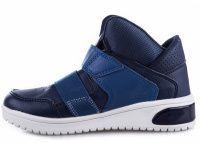 Кроссовки для детей Geox J XLED BOY XK5949 купить обувь, 2017