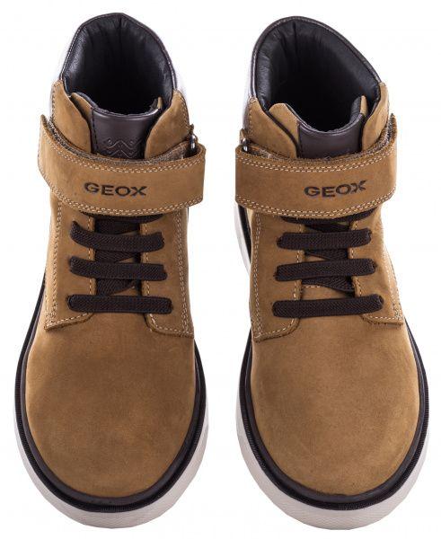 Ботинки детские Geox J RIDDOCK BOY WPF J847TA-032BC-C2006 цена, 2017