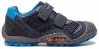 Кроссовки детские Geox J ATREUS BOY XK6057 размеры обуви, 2017
