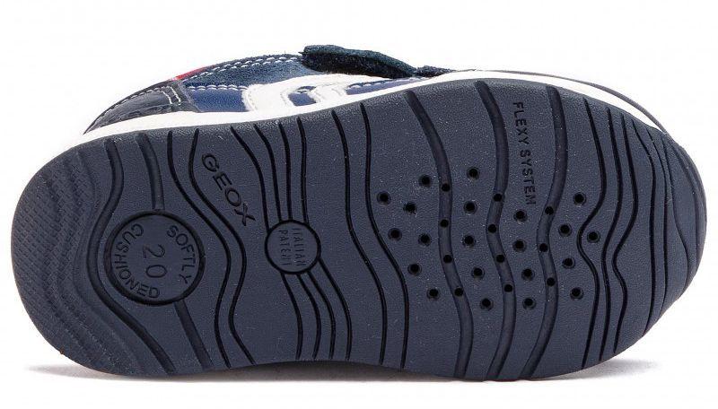 Ботинки детские Geox B RISHON BOY XK6060 размеры обуви, 2017