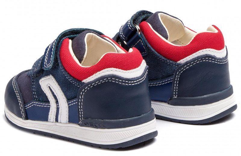 Ботинки детские Geox B RISHON BOY XK6060 купить обувь, 2017