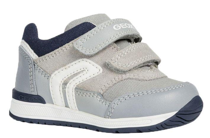 Ботинки детские Geox B RISHON BOY XK6073 брендовая обувь, 2017