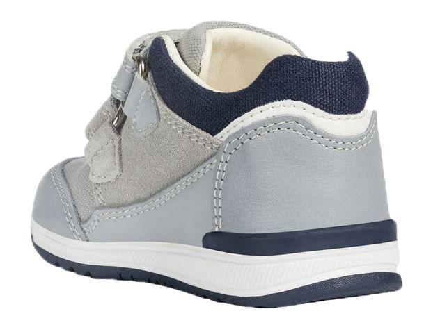 Ботинки детские Geox B RISHON BOY XK6073 размеры обуви, 2017