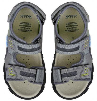 Сандалии для детей Geox JR SANDAL STRADA XK6092 цена обуви, 2017