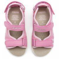 Сандалии детские Geox B SANDAL MULTY GIRL XK6103 цена обуви, 2017