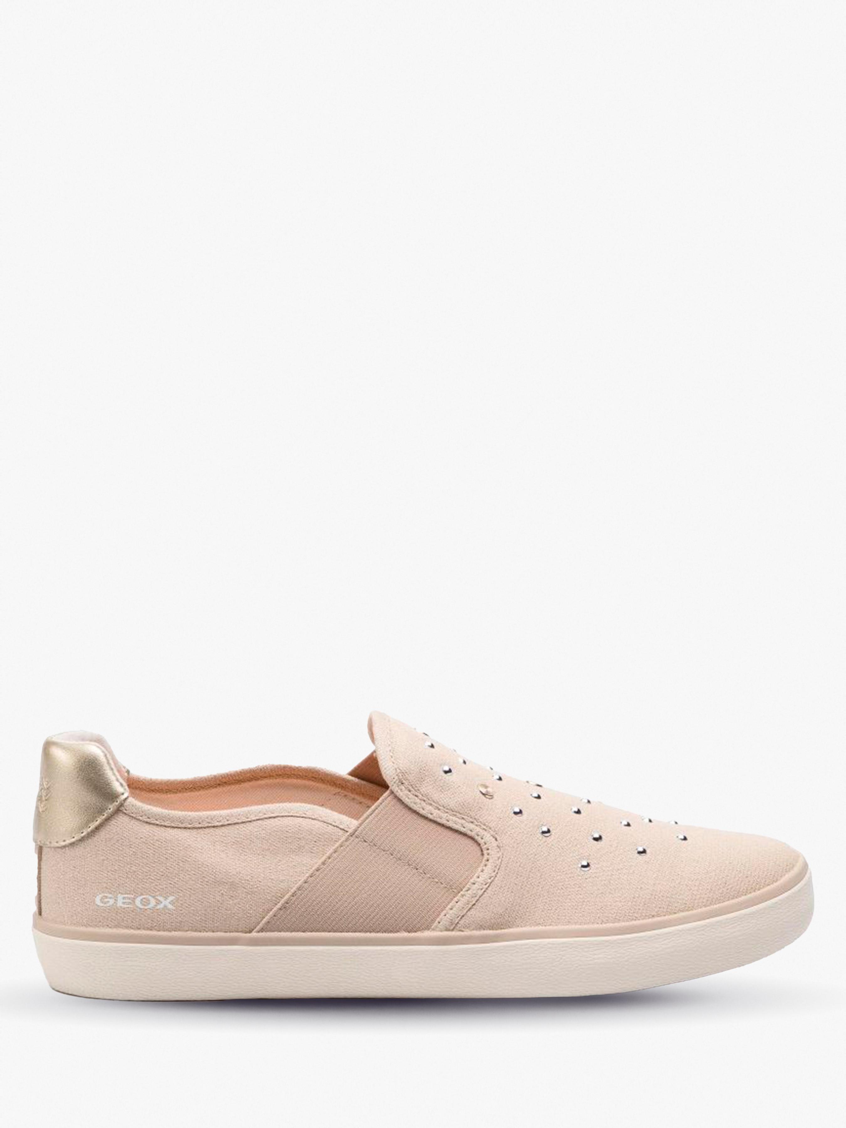 Слипоны детские Geox JR KILWI GIRL XK6113 брендовая обувь, 2017