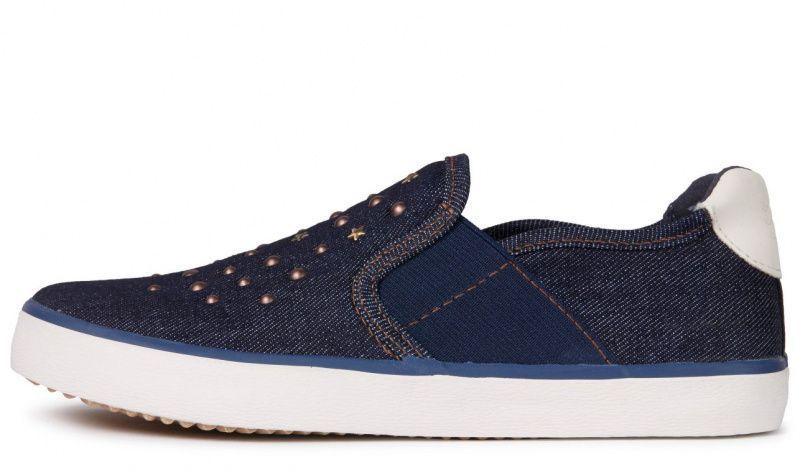 Слипоны детские Geox JR KILWI GIRL XK6114 размеры обуви, 2017