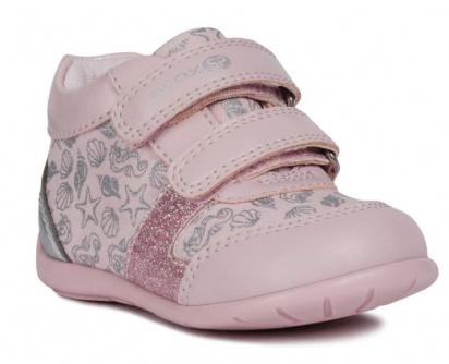 Черевики  дитячі Geox B ELTHAN GIRL B821QA-010AJ-C0514 модне взуття, 2017