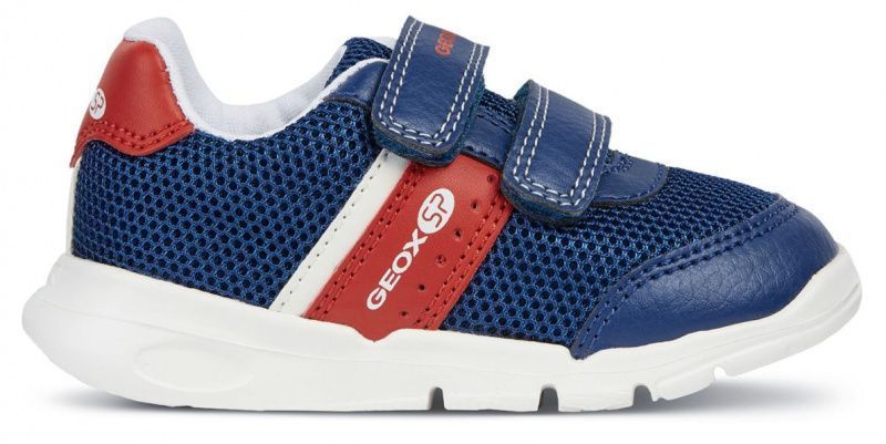 Кроссовки детские Geox B RUNNER BOY XK6132 размеры обуви, 2017