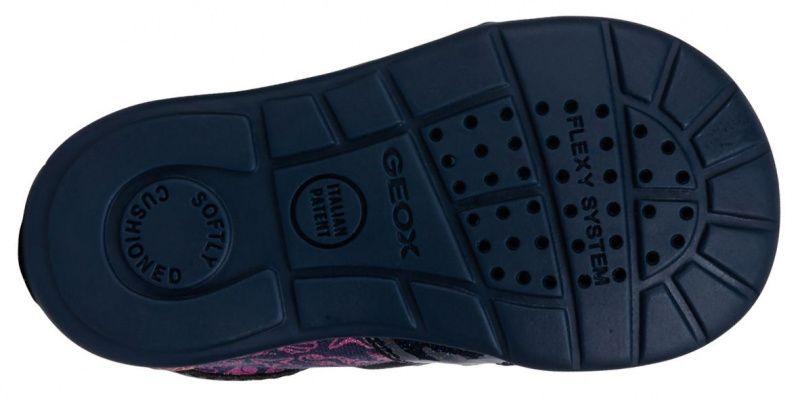Ботинки детские Geox B ELTHAN GIRL XK6143 размеры обуви, 2017