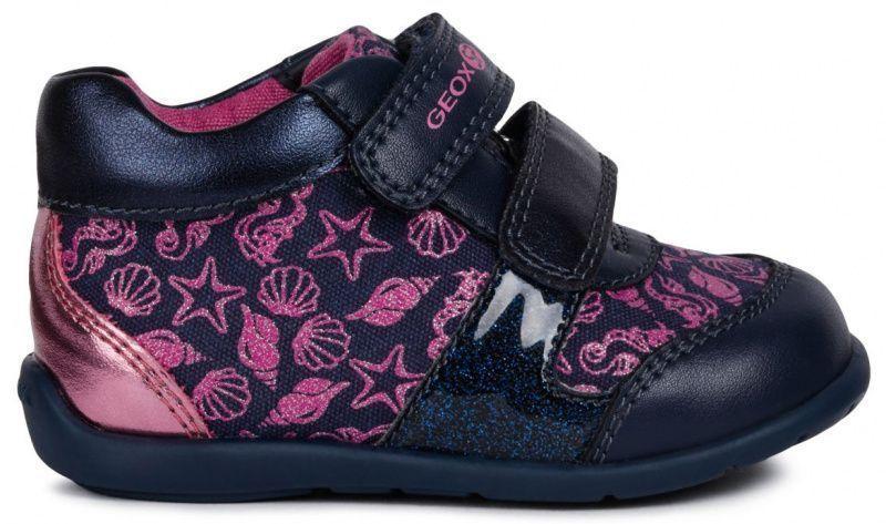 Ботинки детские Geox B ELTHAN GIRL XK6143 брендовая обувь, 2017