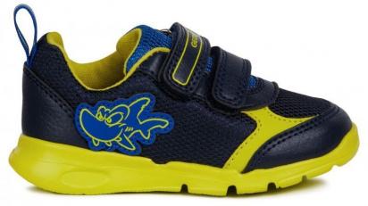 Кроссовки детские Geox B RUNNER BOY XK6144 размеры обуви, 2017